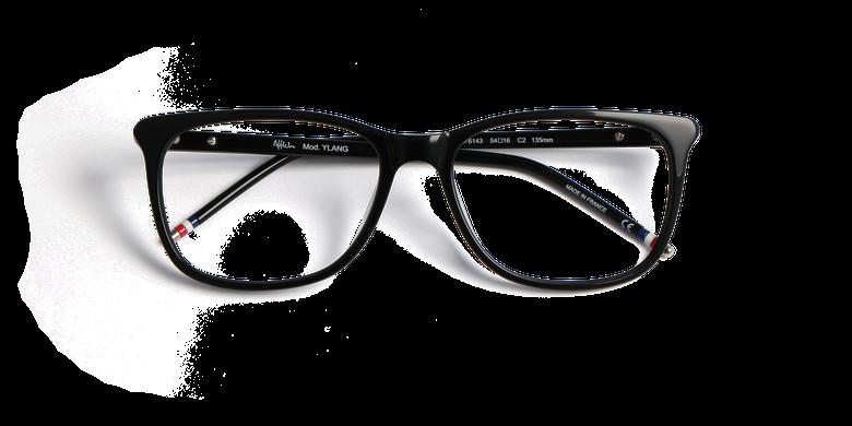 Lunettes de vue femme YLANG noir