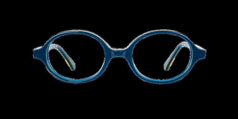 Lunettes de vue enfant KEVIN bleu/jaune