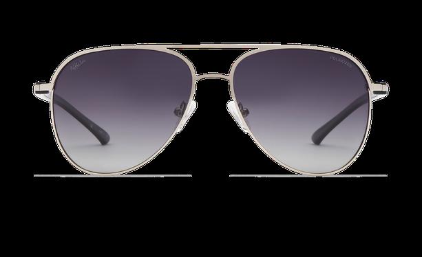 Lunettes de soleil MIAMO POLARIZED argenté/noir - danio.store.product.image_view_face