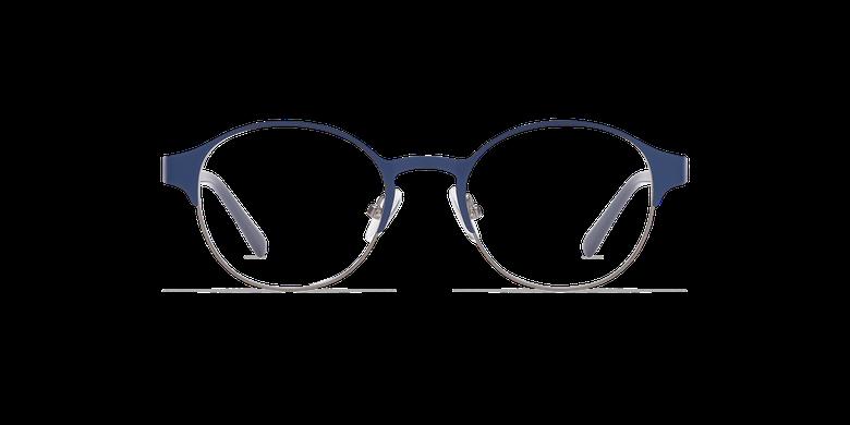Lunettes de vue femme CAMILLE bleu/gris