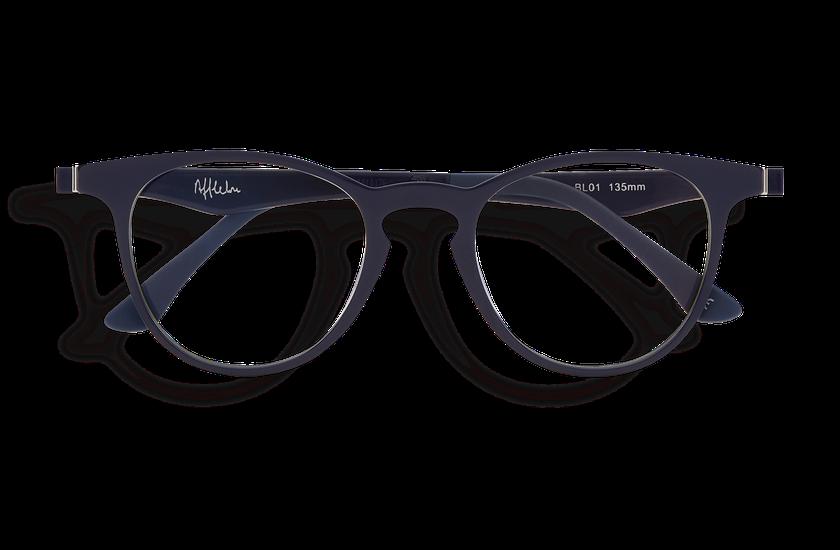 Lunettes de vue MAGIC 27 BLUEBLOCK bleu - danio.store.product.image_view_face
