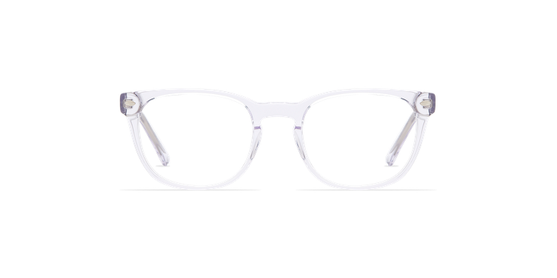 Lunettes de vue homme LUCAS blanc