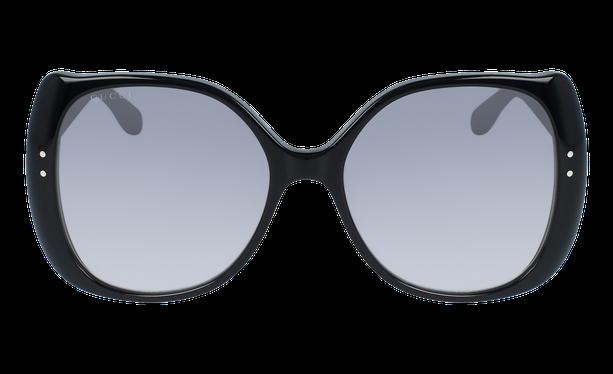 Lunettes de soleil femme GG0472S noir - danio.store.product.image_view_face