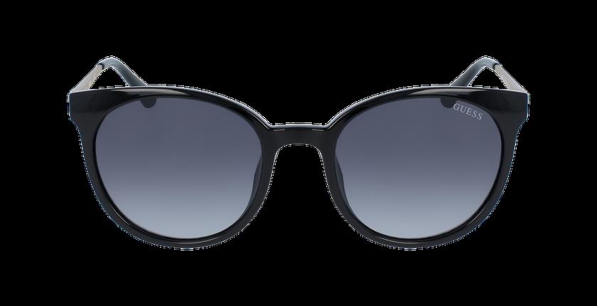 Lunettes de soleil femme GU7503 noir - Vue de face