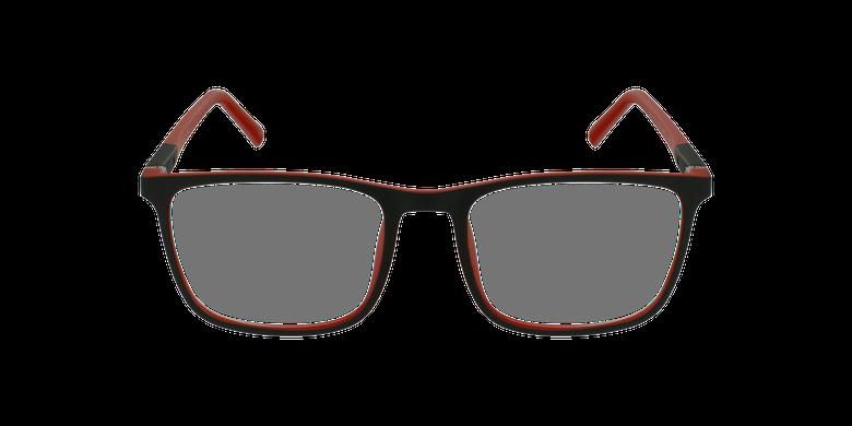 Lunettes de vue homme MALO noir/rouge