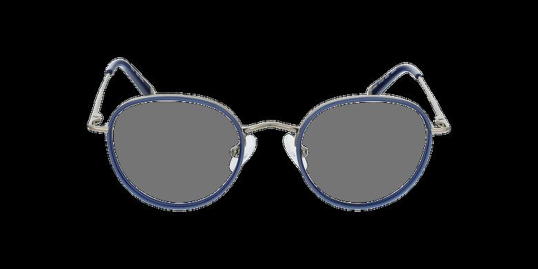 Lunettes de vue enfant NERD bleu/argenté