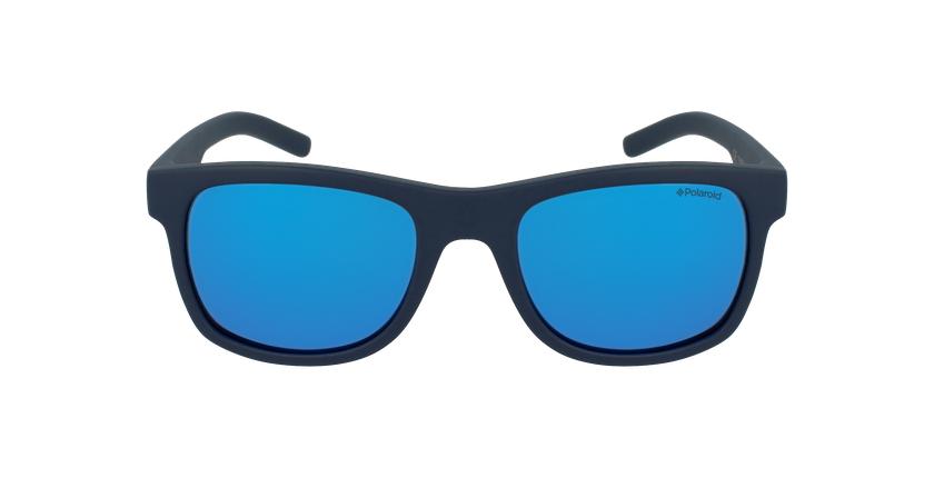 Lunettes de soleil enfant PLD 8020/S bleu - Vue de face