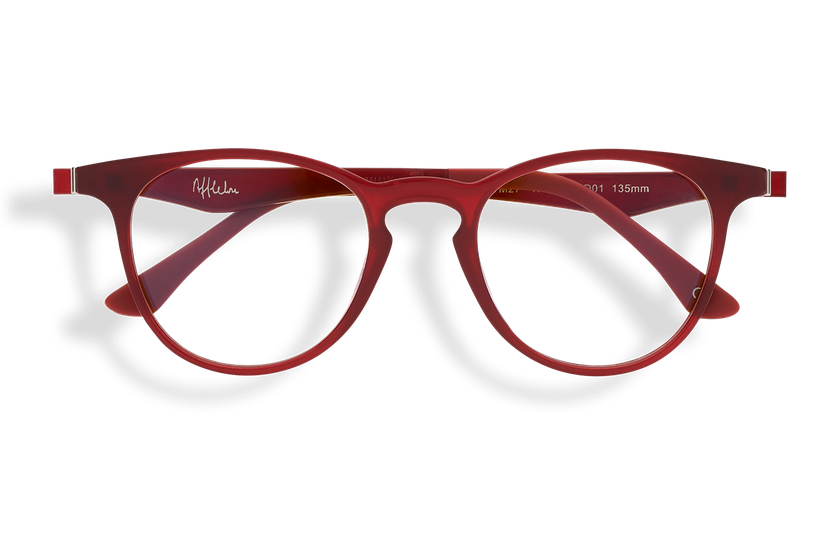 Lunettes de vue MAGIC 27 BLUEBLOCK rouge - danio.store.product.image_view_face