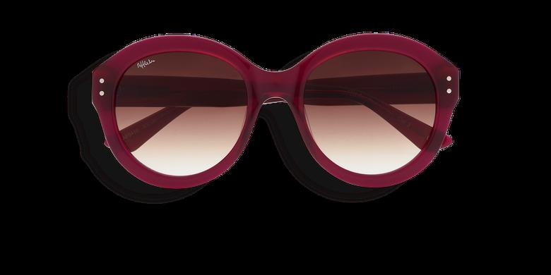 Lunettes de soleil femme ALYSSA rose