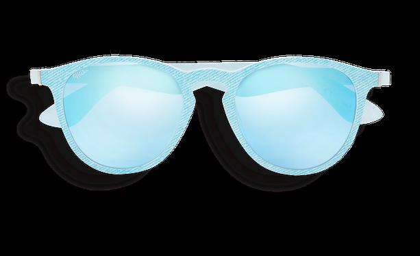 Lunettes de soleil femme VARESE bleu/blanc - danio.store.product.image_view_face
