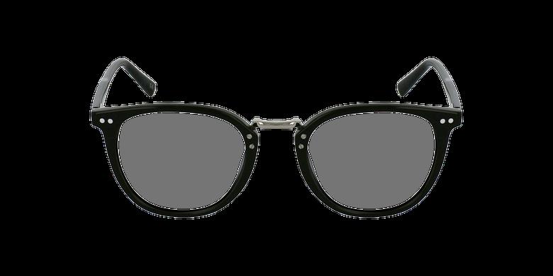 Lunettes de vue BACH noirVue de face