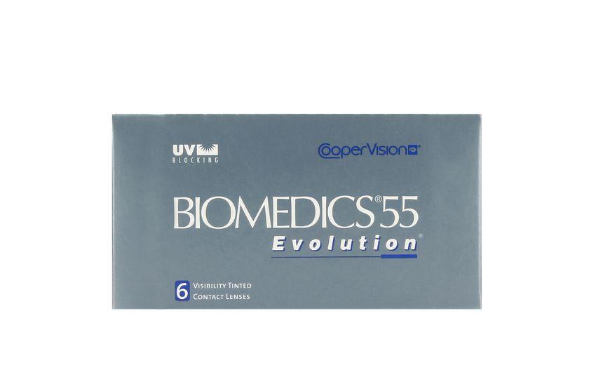 Lentilles de contact Biomedics® Evolution 6L - danio.store.product.image_view_face