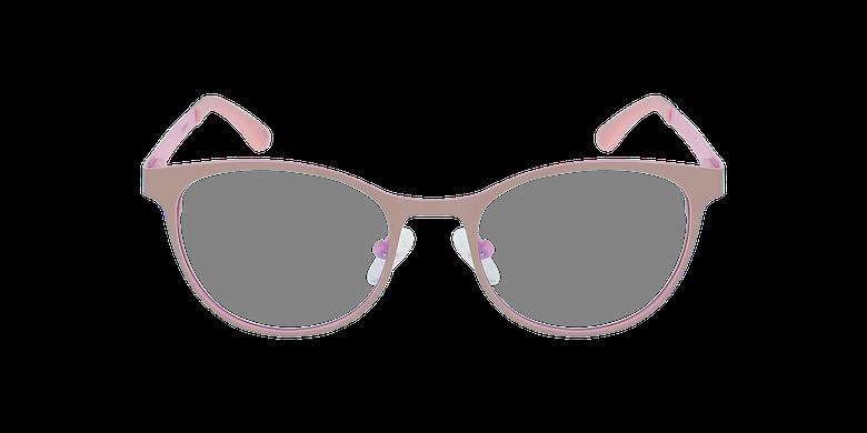 Lunettes de vue femme MAGIC 45 gris/roseVue de face