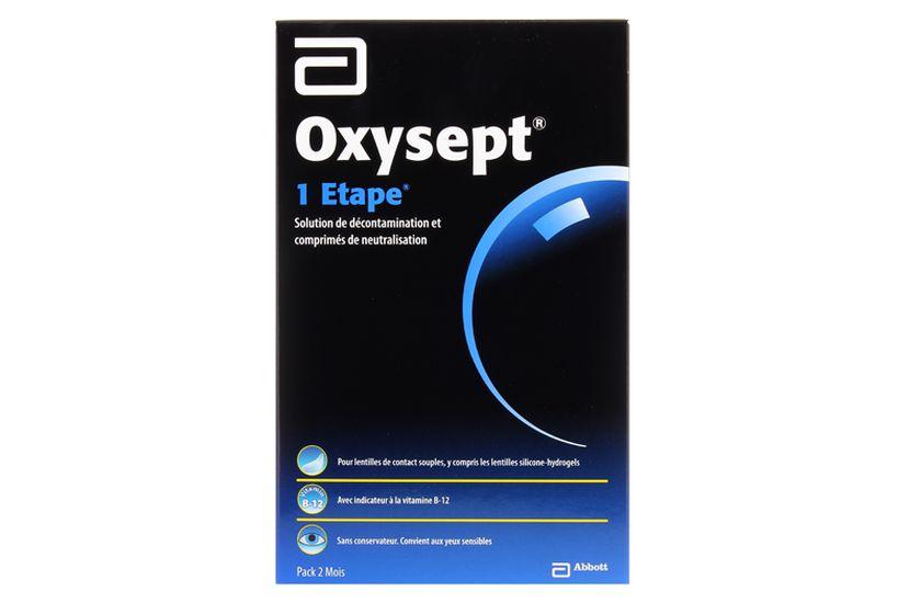 Oxysept 1 Etape 2x300ml - danio.store.product.image_view_face