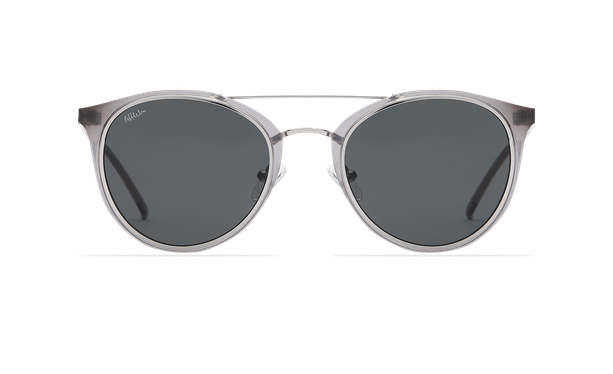 Lunettes de soleil femme BELICIA gris/argenté - danio.store.product.image_view_face