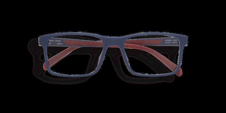 Lunettes de vue homme ACE bleu/rouge