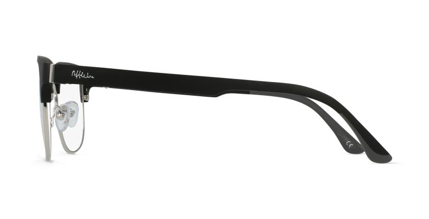 Lunettes de vue MAGIC 34 BLUEBLOCK noir/argenté - Vue de côté