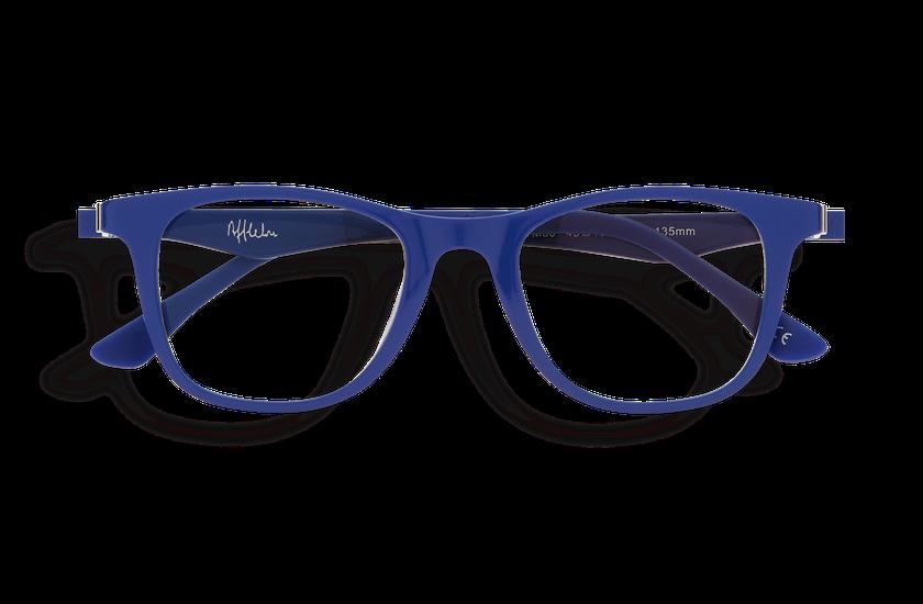 Lunettes de vue enfant MAGIC 30 BLUEBLOCK bleu - danio.store.product.image_view_face