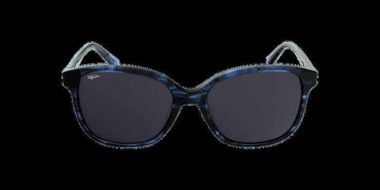 Lunettes de soleil femme GLORIA bleu/noir