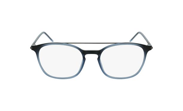 Lunettes de vue homme MAGIC 71 bleu - Vue de face