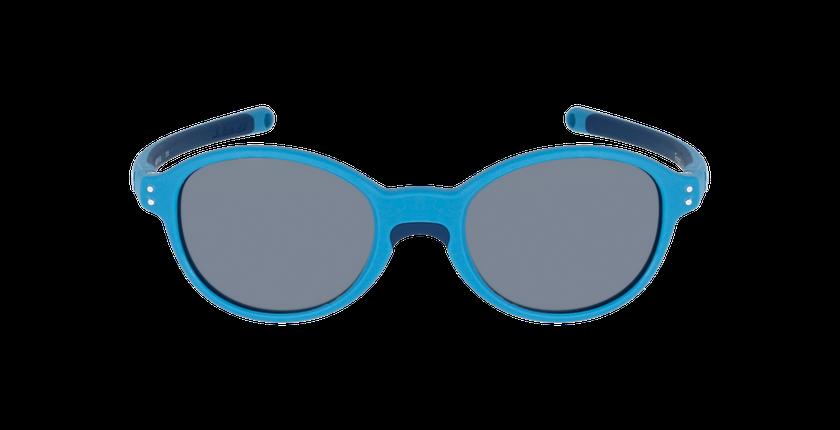 Lunettes de soleil enfant FRISBEE bleu - Vue de face