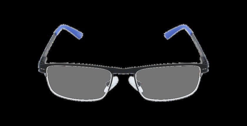 Lunettes de vue homme DAN noir - Vue de face