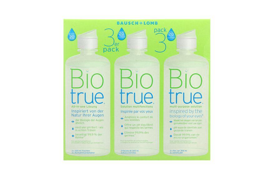 Biotrue 3x300ml - danio.store.product.image_view_face