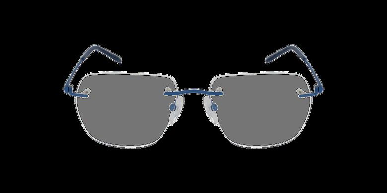 Lunettes de vue homme IDEALE-05 bleu