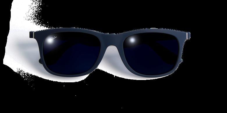 Lunettes de soleil homme AREZZO POLARIZED bleu