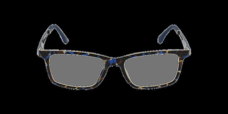 Lunettes de vue homme MAGIC 32 écaille/bleu
