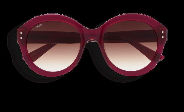 Lunettes de soleil femme ALYSSA rose - danio.store.product.image_view_face