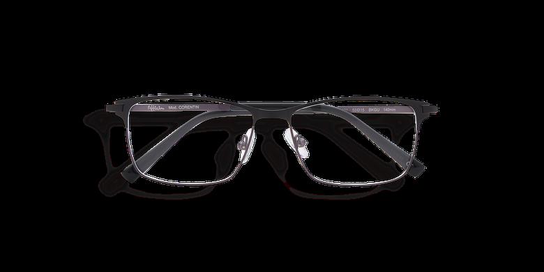 Lunettes de vue homme CORENTIN noir/gris