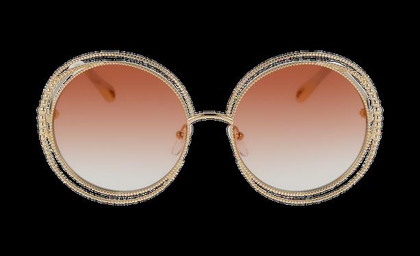 Lunettes de soleil femme CE114SC doré - danio.store.product.image_view_face