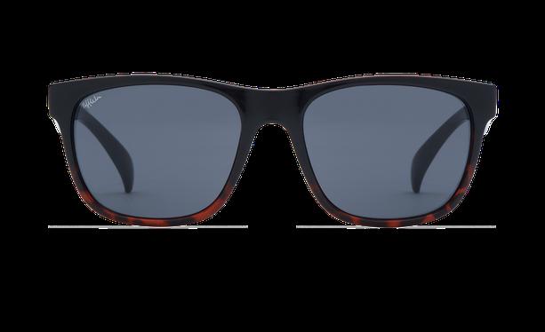 Lunettes de soleil homme LEANDRO noir/écaille - danio.store.product.image_view_face