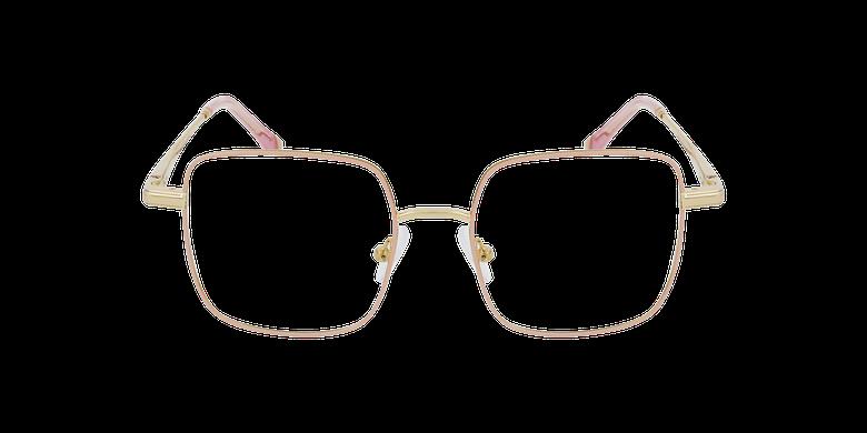 Lunettes de vue femme MAGIC 94 rose/doré