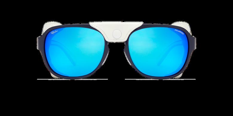 Lunettes de soleil homme SCHUSS bleu
