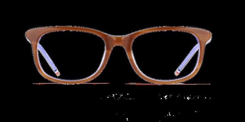 Lunettes de vue femme MARJOLAINE marron/violet