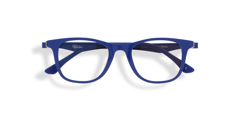 Lunettes de soleil enfant MAGIC 30 BLUEBLOCK bleu - Vue de face