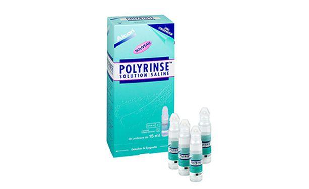Polyrinse 30x15ml - Vue de face