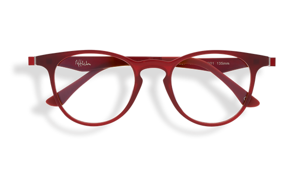 Lunettes de soleil MAGIC 27 BLUEBLOCK rouge - danio.store.product.image_view_face