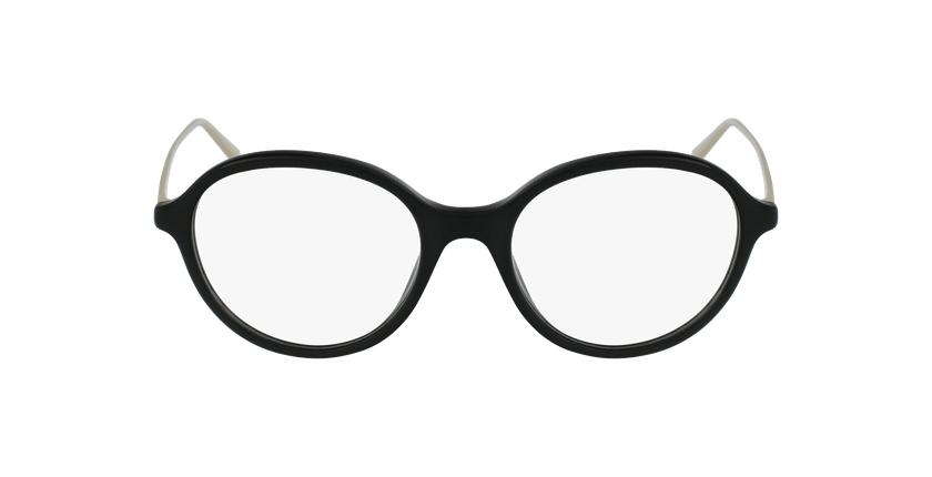 Lunettes de vue femme MARC 483 noir - Vue de face