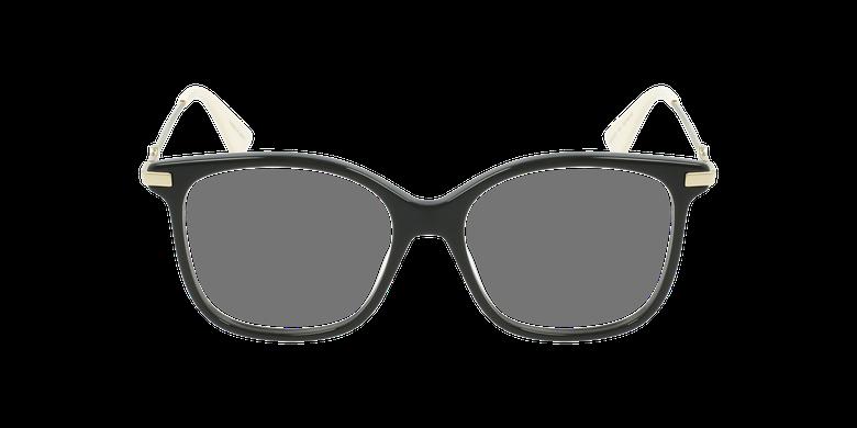 Lunettes de vue femme GG0512O noir/doréVue de face