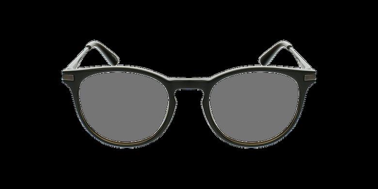 Lunettes de vue enfant ANTONIN noir/argentéVue de face
