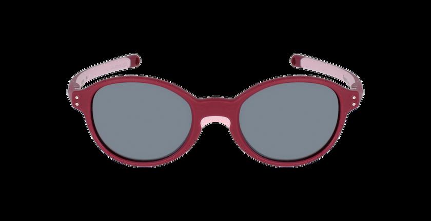 Lunettes de soleil enfant FRISBEE violet - Vue de face