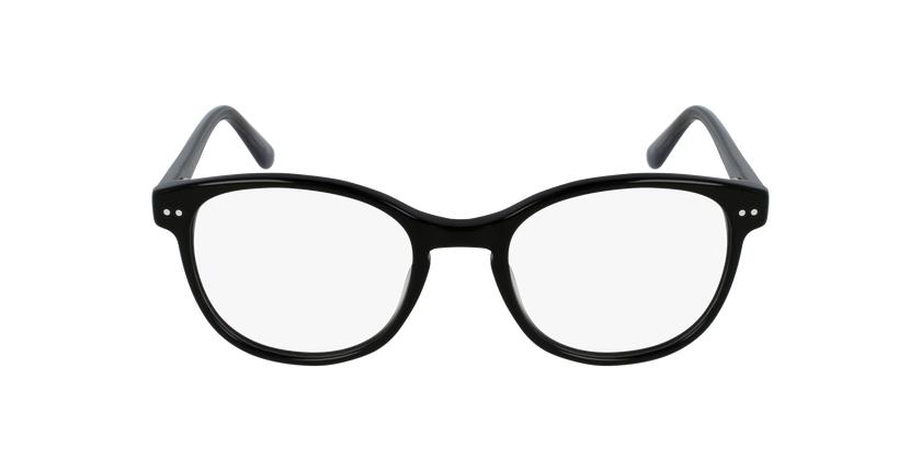 Lunettes de vue enfant TESS noir - Vue de face