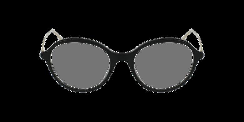 Lunettes de vue femme MARC 483 noirVue de face
