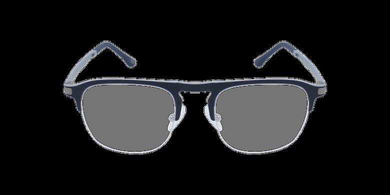 Lunettes de vue homme MAGIC 57 bleu/gris