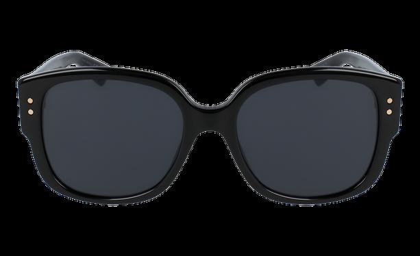 Lunettes de soleil femme LADYDIORSTUDS noir - danio.store.product.image_view_face
