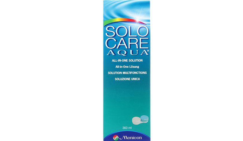 SoloCare Aqua 360ml - Vue de face