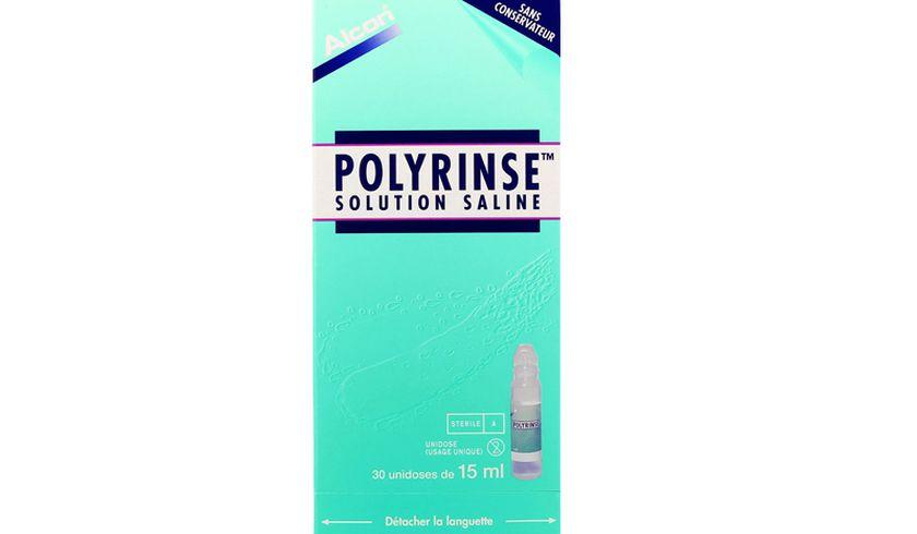 Polyrinse 30x15ml